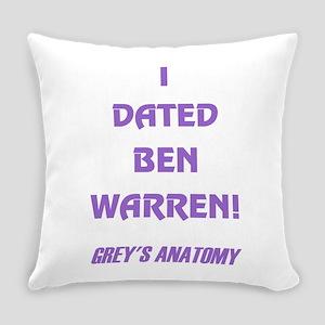 BEN WARREN Everyday Pillow