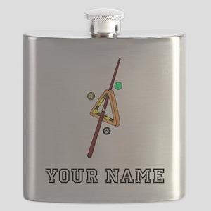 Billiards Equipment (Custom) Flask