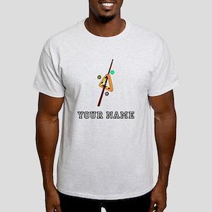 Billiards Equipment (Custom) T-Shirt