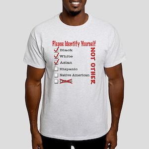 PleaseID-BWA Light T-Shirt