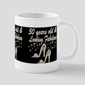 FABULOUS 50TH Mug
