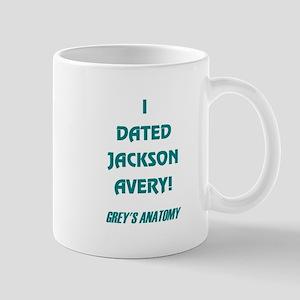 JACKSON AVERY Mug