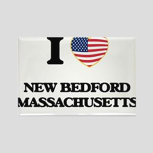I love New Bedford Massachusetts Magnets
