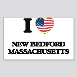 I love New Bedford Massachusetts Sticker
