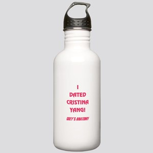 CRISTINA YANG Stainless Water Bottle 1.0L