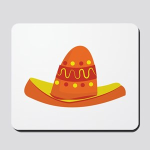 Mexican Hat Mousepad