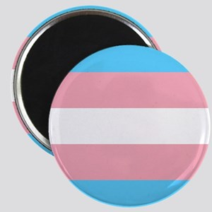 Transgender Pride Flag Magnet
