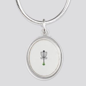 Frisbee Golf Necklaces