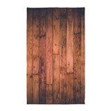 Old wood planks area 3x5 Rugs