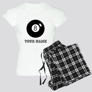 Black Eight Ball (Custom) Pajamas