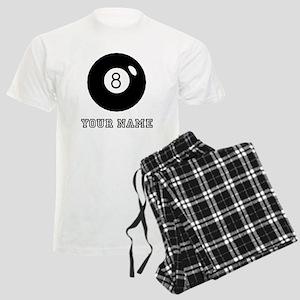 Black Eight Ball (Custom) Pajamas