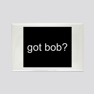 Got Bob 4 Rectangle Magnet