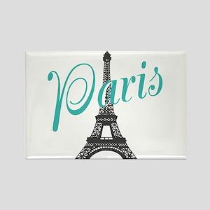 Vintage Paris Eiffel Tower Magnets