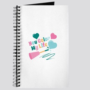 Color My Life Journal