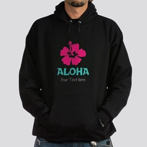 Hawaiian flower Aloha Hoodie