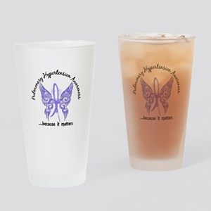 Pulmonary Hypertension Butterfly 6. Drinking Glass
