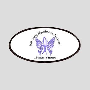 Pulmonary Hypertension Butterfly 6.1 Patch