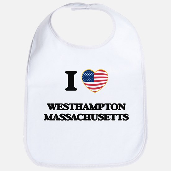 I love Westhampton Massachusetts Bib