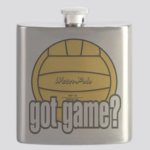 Water Polo Got Game? Flask
