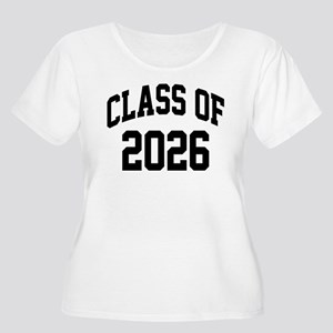 Class of 2026 Plus Size T-Shirt