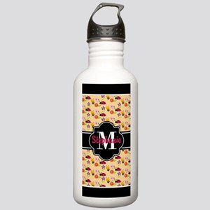 Bees and Ladybugs Patt Stainless Water Bottle 1.0L