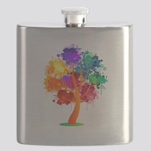 Different Not Less Flask