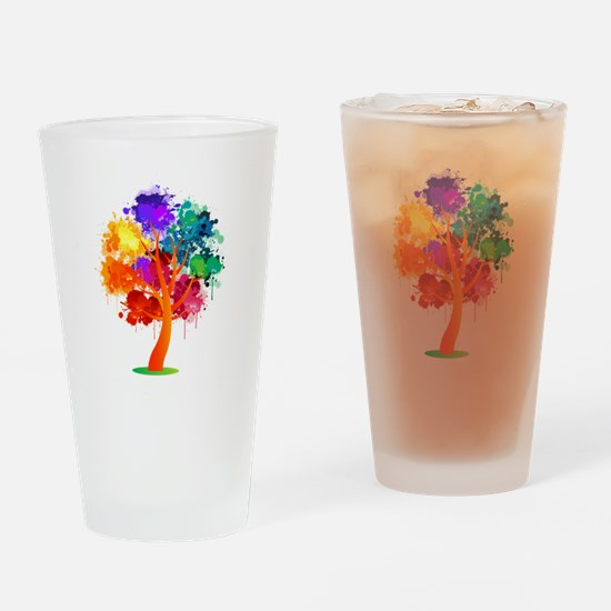 Different Not Less Drinking Glass