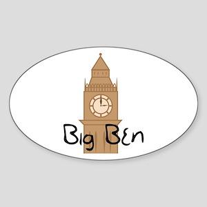 Big Ben 2 Sticker