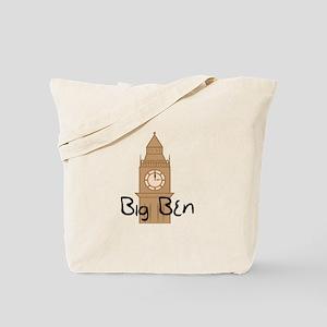 Big Ben 2 Tote Bag