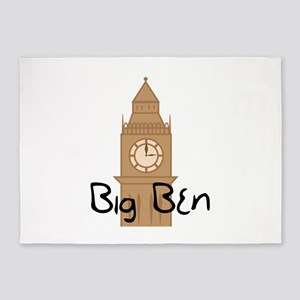 Big Ben 2 5'x7'Area Rug