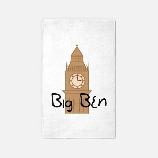 Big Ben 2 Area Rug