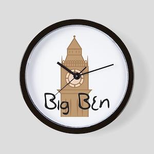 Big Ben 2 Wall Clock