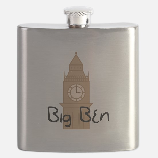 Big Ben 2 Flask