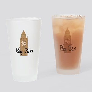 Big Ben 2 Drinking Glass