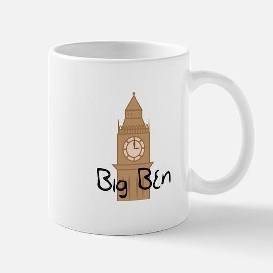 Big Ben 2 Mugs