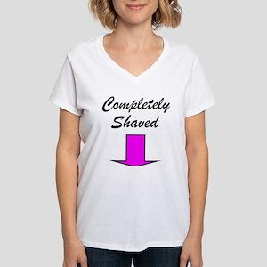 Turn Some Heads Women's V-Neck T-Shirt