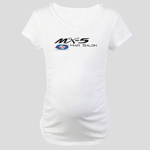 MX5 Hair Salon Maternity T-Shirt