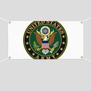 U.S. Army: Army Symbol Banner