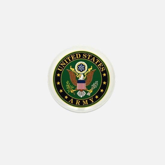 U.S. Army: Army Symbol Mini Button