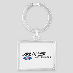 MX5 Hair Salon Keychains