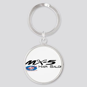 MX5 Hair Salon Keychains