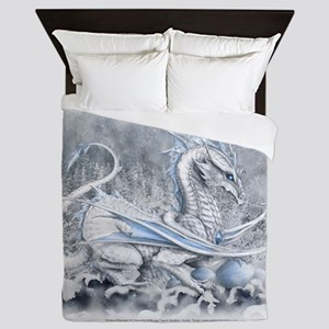 Winter's Promise, The White Dragon Queen Duvet