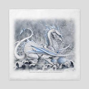 Winter's Promise, The White Dragon Queen Duvet