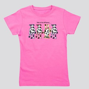 Dare to be Different Cows Girl's Tee