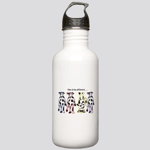 Dare to be Different Cows Water Bottle