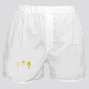 Hatched Chick Boxer Shorts