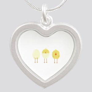 Hatched Chick Necklaces