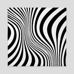 Zebra Queen Duvet