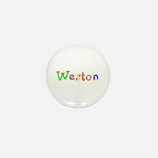 Weston Balloons Mini Button