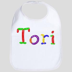Tori Balloons Bib